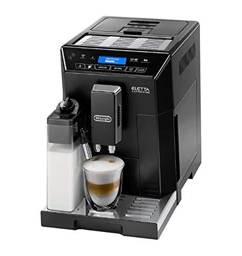 デロンギ 全自動コーヒーマシン エレッタ カプチーノ ECAM44660BH