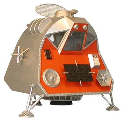Moebius MMK901 - Kit de Modelo, Escala 1:24 'Perdido en el Espacio Espacial