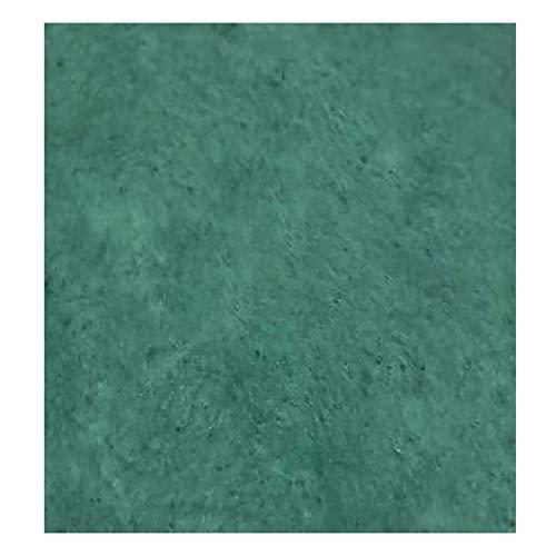 fasloyu Gartengemüse Vlies Folie Landwirtschaftliche Pflanze Kunststofffolie Perforierte PE-Folie Garden Weed Barrier Landscape Fabric Hochleistungs Unkrautblock, Grün (1,6x3m)