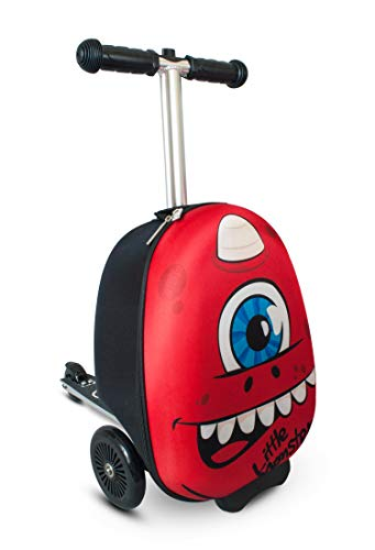Zinc Flyte Sid the Cyclops 15' Scooter Suitcase