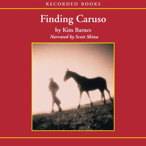 Finding Caruso audiobook cover art