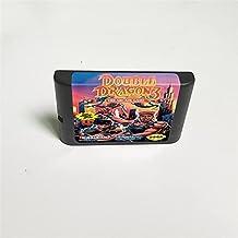 Lksya Double Dragon 3 - Le jeu d'arcade - Carte de jeu MD 16 bits pour cartouche de console de jeu vidéo Sega Megadrive Ge...