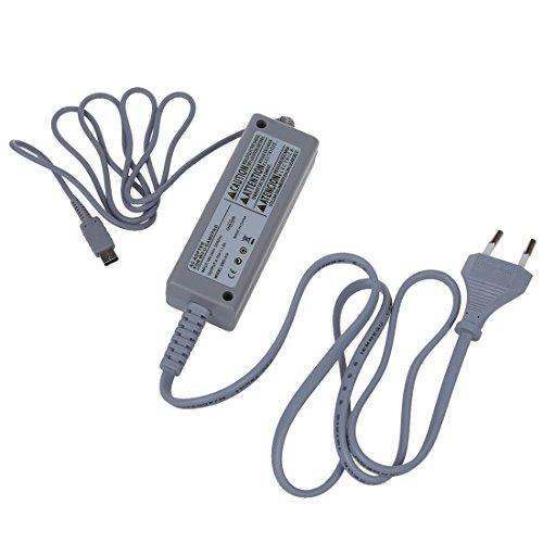 Toogoo(R) - Adaptador de corriente 100-240V AC, cargador de alimentación para Wii...