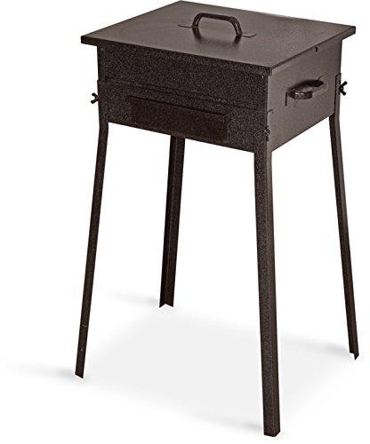 MILLE Fourchette 30 x 40 cm à charbon.