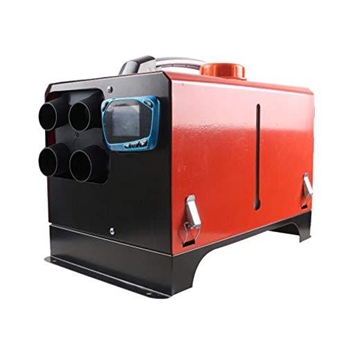 termoventilatore 5000w GUOZ Termoventilatore Diesel 12V 5000W LCD Vehicle Air Diesel Heater per Le Barche del Camion del rimorchio del Camper RV