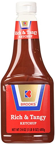 Brooks Rich & Tangy Ketchup 24oz - 3 Pack by Birds Eye Foods