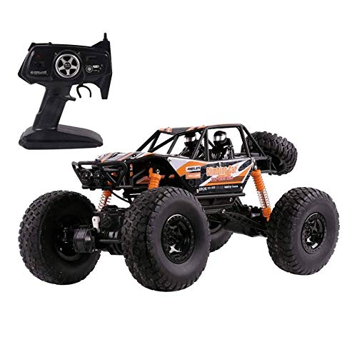 Moerc Control Remoto Coche 48cm 4WD RC Cars Alta Velocidad 1:10 Escala de Carreras Monster Monster Truck All Terrain 2.4GHz Off Road Crawler Radio controlado Electric Hobby Buggy Juguete para Adultos
