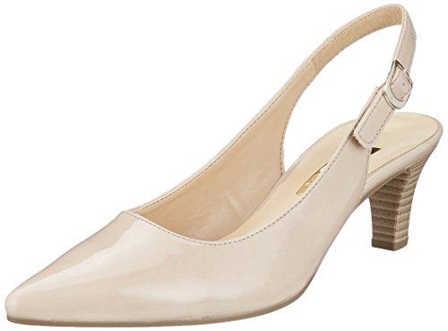 Gabor Shoes Damen Fashion Pumps, Beige (Sand), 38.5 EU