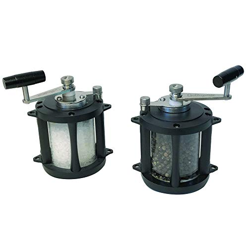 Top 10 Best Fishing Reels Salt and Pepper Mill Comparison