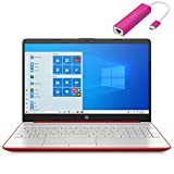 HP 15 15.6' Laptop Computer, Quad-Core Intel...