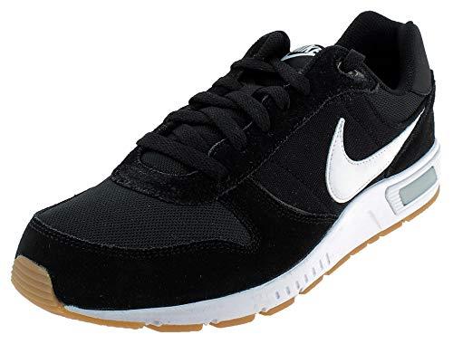 Nike Nightgazer, Zapatillas Hombre, Negro (Black/White), 40.5 EU