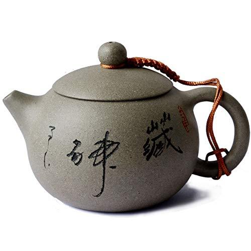 clay teapot - 9