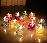 Best Scented Candles - KERWA Fashion Romantic Glass Jelly Candles for Wedding Review