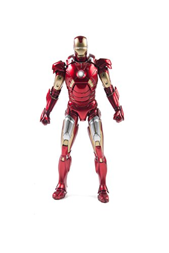 Comicave Studios Marvel Iron Man Mark VII (7) Collectible Figure image