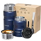 Best Thermoses - Thermoses for Hot Food 2 Pack Stainless Steel Review