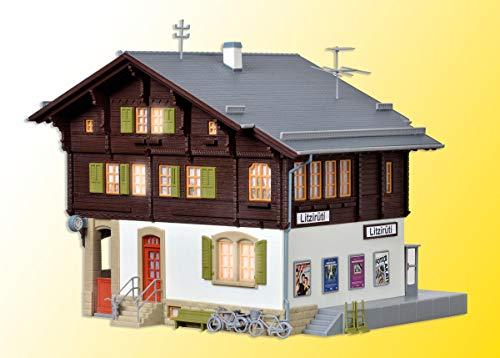 Kibri - 39497 - H0 - H0 - Litzirüti - Kit de démarrage pour éclairage Domestique