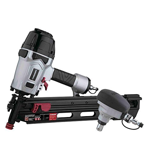 Husky Pneumatic 21-Degree Framing and Mini Palm Nailer Kit