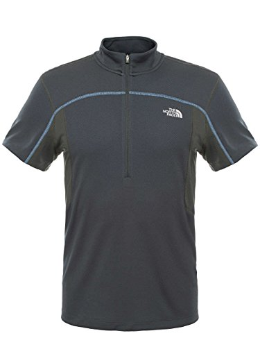 The North Face Light Go Fast T-Shirt Homme, Gris, FR : S (Taille Fabricant : S)