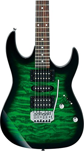 Ibanez 6 String Solid-Body Electric Guitar, Right,...