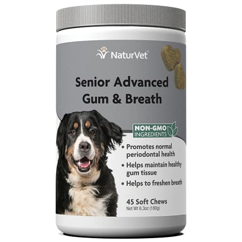 Top 10 best selling list for bad breath supplements for old dogs
