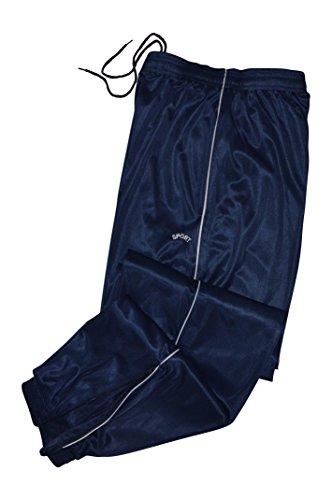 thb Richter Herren Trainingshose Jogginghose Freizeithose Fitnesshose Sport Hose Outdoor Freizeit Lang (XL, Blau)