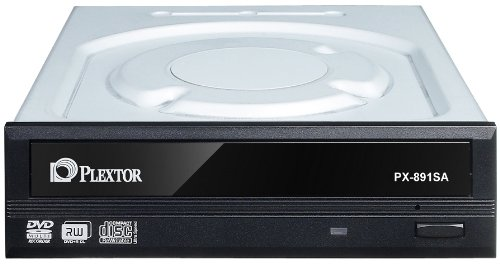 Plextor PX-891SA Hochgenaues internes DVD-RW-Laufwerk