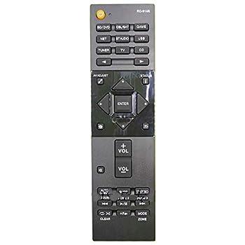 PROROK New Remote Control RC-914R fit for Pioneer AV Receiver SC-LX801 SC-LX901 SC-LX501 SC-LX701 SC-LX502 SC-LX101 VSX-831 VSX-1131 VSX-LX301 VSX-LX101
