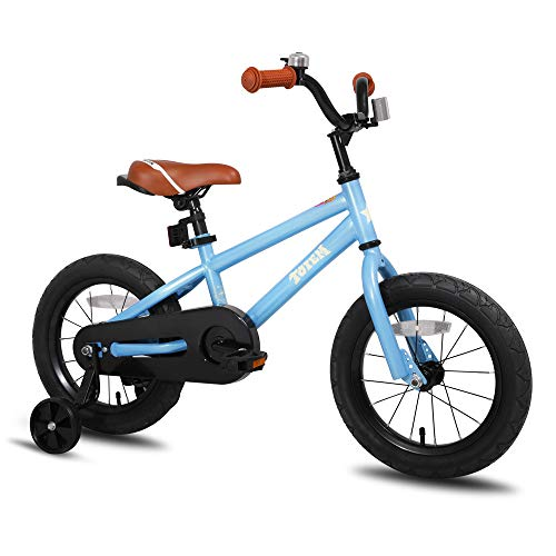 JOYSTAR Kids Bike for 5 6 7 8 Years Old Boys, 18 Inch Child Bicycle with...