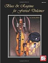 Blues & Ragtime for Fretted Dulcimer