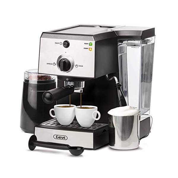 10-Cup Coffee Maker with Warming plate and Auto-off function, Drip Coffee Machine...