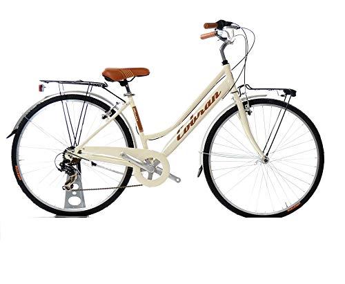 Cobran Vélo de Ville Marina Femme (crème)