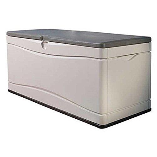 Lifetime Deluxe 130 Gallon Deck Storage Box