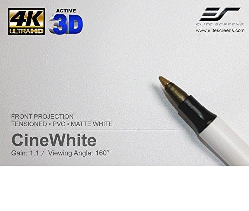 Elite Screens TE110HW2-E24 Pantalla de proyección 2,79 m (110