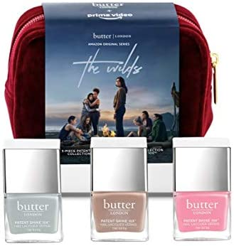 Butter London The Wilds X Butter London 3 piece Nail Lacquer Collection 1 Count product image