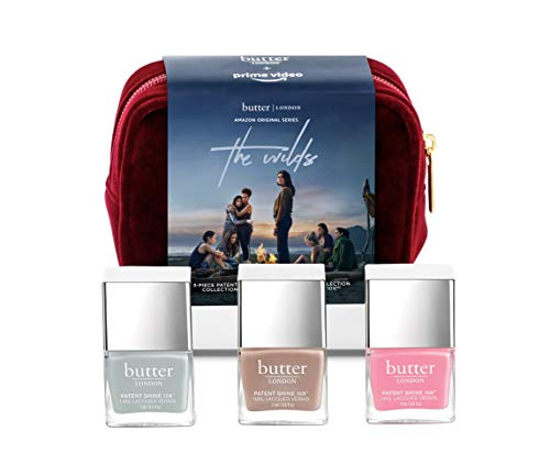 butter LONDON The Wilds X Butter London 3-Piece Nail Lacquer...