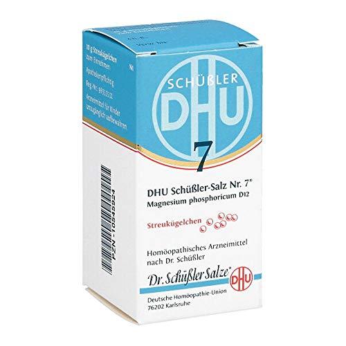 DHU Schüßler-Salz Nr. 7 Magnesium phosphoricum D12 Streukügelchen, 10 g Globuli