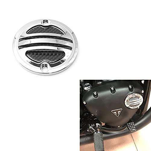 Juego de tapas de motor ST compatible para Harley Silver-1 S