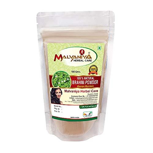 100% Natural Organic Brahmi Powder …