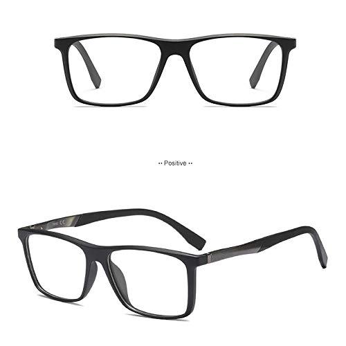 OcchialidaSoledaUomo Montatura per Occhiali da Uomo Montatura per Occhiali da Vista A Specchio Piatta retrò Femminile Montatura per Occhiali da Vista da Donna Moda Maschile Occhiali Trasparen