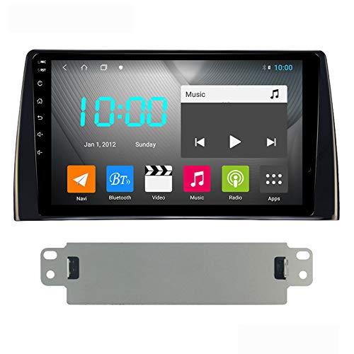 Android 10.0 Car Stereo Double DIN para Peugeot 308 2016-2018 Navegación GPS Unidad Principal de 10 Pulgadas Pantalla táctil Reproductor Multimedia MP5 Receptor de Video y Radio con 4G WiFi DSP