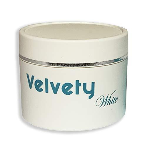 Velvety White crème éclaircissante pour les taches du visage et du cou 50 ml - Crème dépigmentante, hydratante, réparatrice à action anti-rides et anti-âge