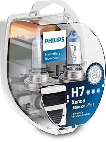 Philips MasterDuty BlueVision 24V H7 Scheinwerferlampe