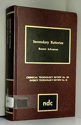 Secondary Batteries: Recent Advances