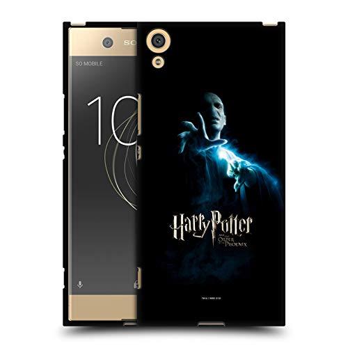 Head Hülle Designs Offizielle Harry Potter Voldemort Order of The Phoenix I Schwarze Soft Gel Handyhülle Hülle Huelle kompatibel mit Sony Xperia XA1 Ultra/Dual
