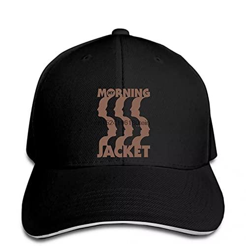 Clásico Gorra de béisbol Industrial Metal Band Logo Rock Band Face Sequence Big Decisions 2 Snapback Hat Pico Regalos Deportivos Aire Libre para Amantes Hip-Hop
