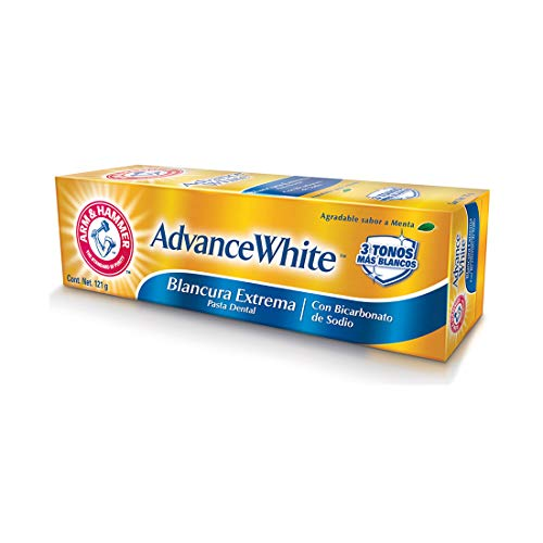 pasta truly radiant fabricante Arm & Hammer
