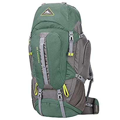 high sierra pathway backpack for hiking