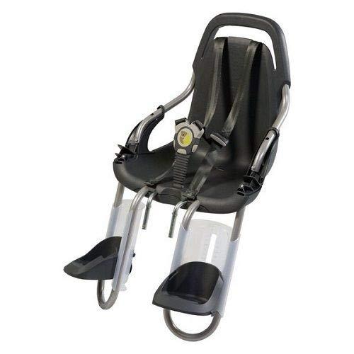 QIBBEL Kinder-Fahrradsitz, vorne für Kinder ab 9 Monaten bis 3 Jahre, geeignet von 9 bis 15 kg