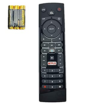 ALTICE Remote Control with Bluetooth Speech and Netflix Button Batteries Included