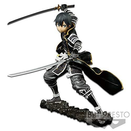 Banpresto. Sword Art ONLINE Code Register Figure Kirito Gokai JETZT VERFÜGBAR!